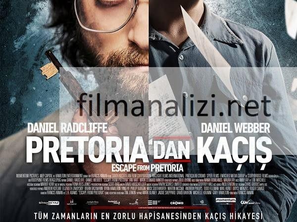 Pretoria'dan Kaçış Konusu ve Fragman ( 2020 Vizyondaki Filmler)