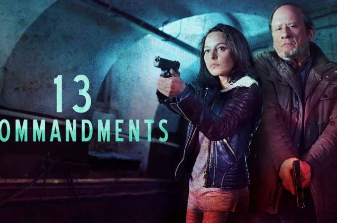 13 Commandments (2018) Dizi Analizi ( Sıra Dışı Polisiye Dizi)