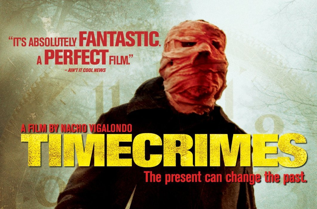 Timecrimes  (2007) – Suç Zamanı Film İncelemesi