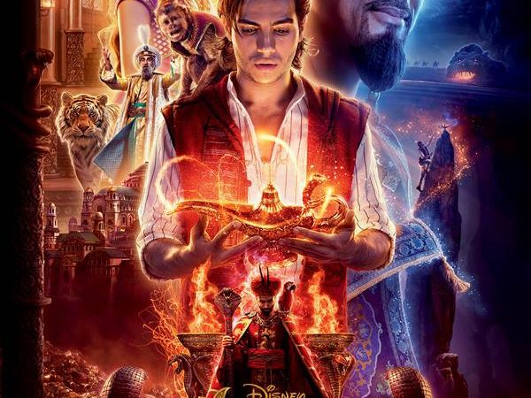 Aladdin (2019) -Will Smith'ten Cin Olur mu?