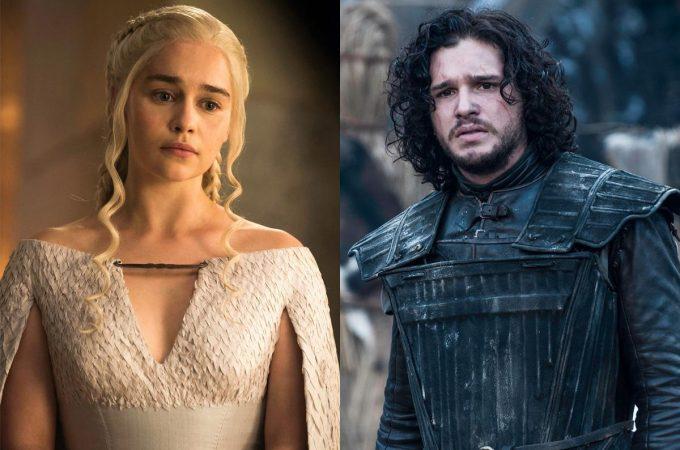 Jon Snow ve Daenerys Targaryen: Tahtın İki Büyük Adayı