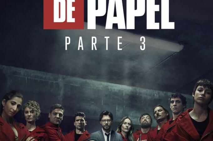 La Case de Papel 3. Sezon Dizi Analizi