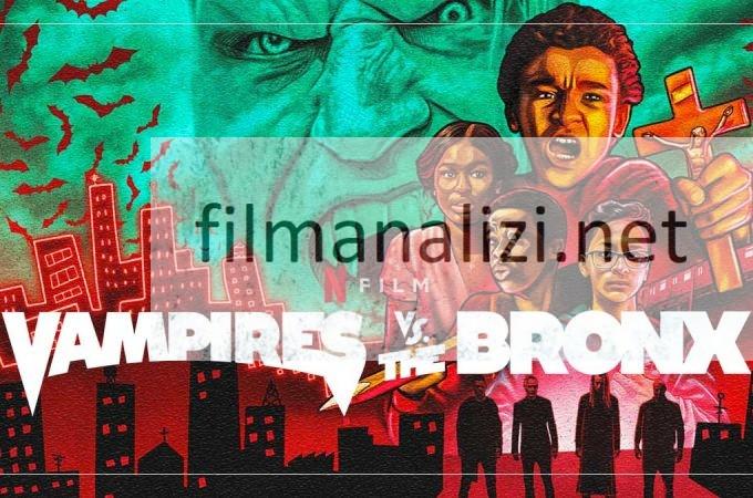 Vampirler Bronx'ta Konusu ve Fragman 2020