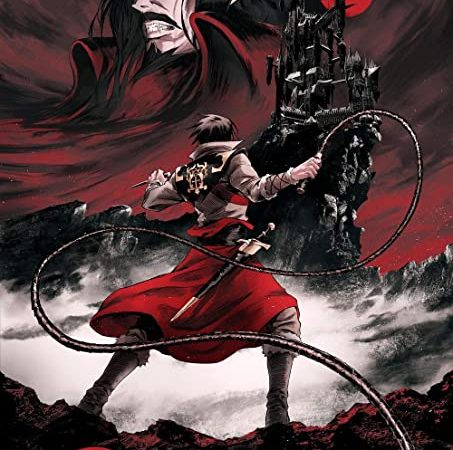 Castlevania: En İyi Vampir Animasyonlarından Birisi