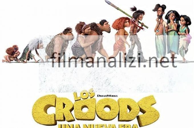 Crood'lar 2: Yeni Bir Çağ Konusu Oyuncuları ve Fragman