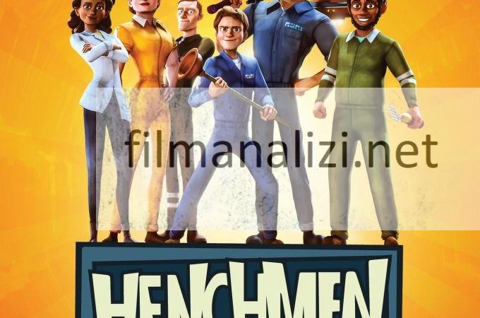 Henchmen'den Yıldız Seslendirmeleriyle Fragmanı Geldi(2020)