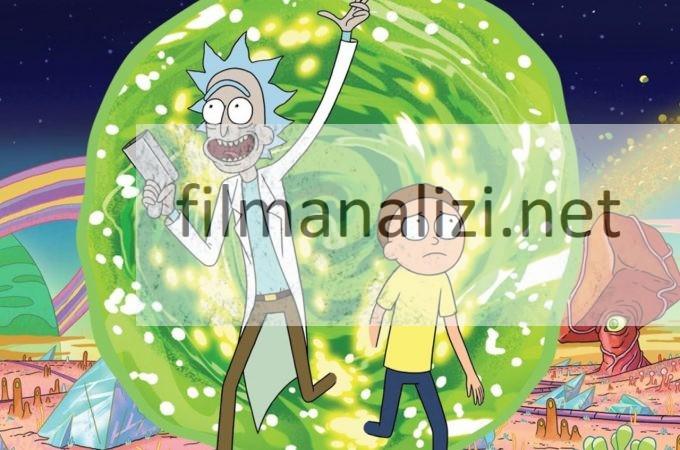 Rick and Morty Konusu ve Yorumları