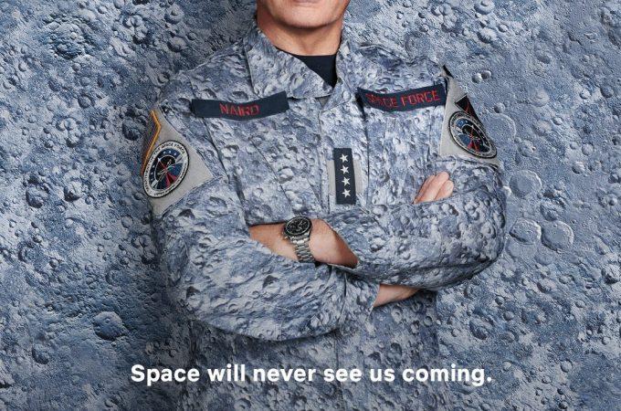 Space Force (2020) -Sağlam Kadrolu bir Komedi