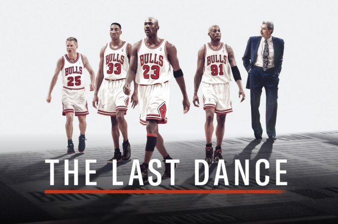 The Last Dance- Efsanelerin Dizisi