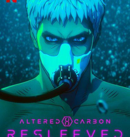 Altered Carbon: Resleeved / Efsane Diziye Efsane Anime