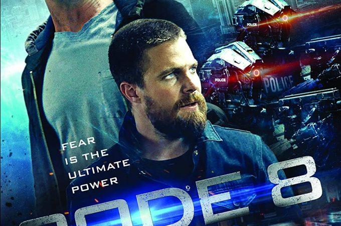 Posteri Kendisinden Büyük Bir Film: Code 8