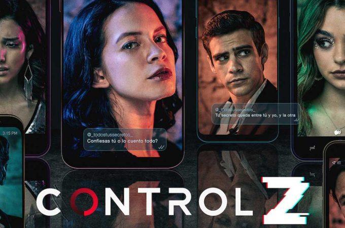 Control Z – 2020 Netflix Dizilerinden