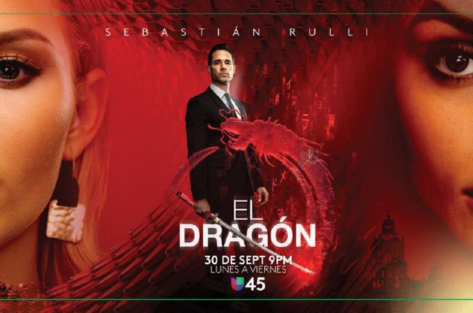 El Dragon: Meksika Yapımı Suç Dizisi