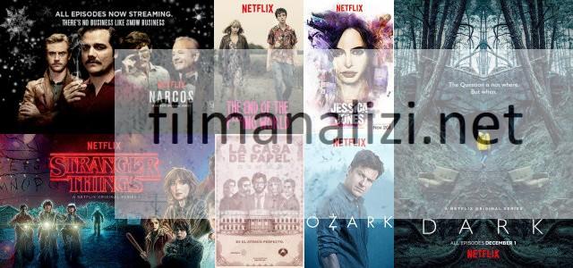 Netflix Dizileri | En Yüksek Not Alan Netflix Dizileri