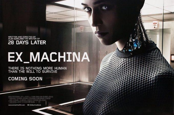 EX MACHINA (2014) – Yeterince İyi Miydi?