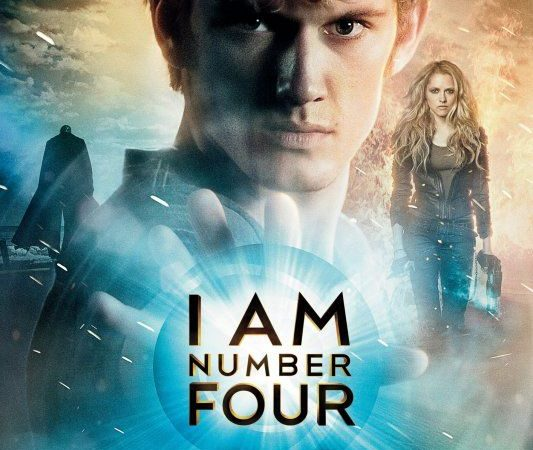 Ben Dört Numara-I am Number Four