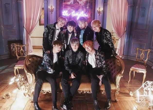 BTS – Blood Sweat & Tears – RM NEDEN SUS İŞARETİ YAPIYOR?