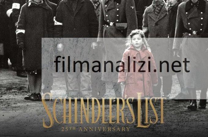 Schindler's List Konusu ve Fragmanı