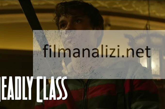 Deadly Class (Netflix) Konusu Yorumları ve Fragman