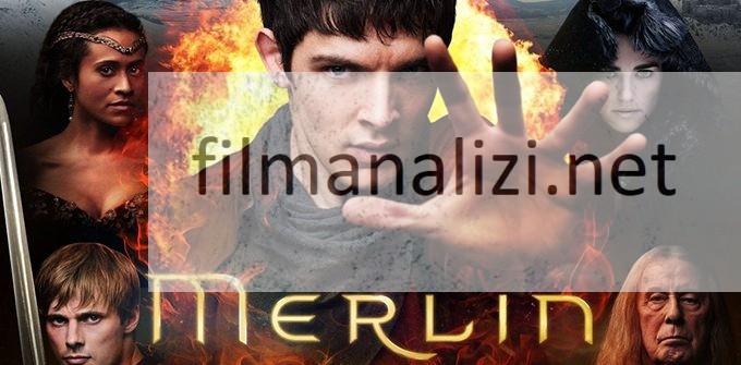 Merlin'e  Uzun Süreden Sonra Kalp Kıran Bir Veda