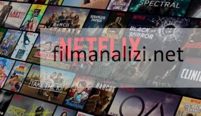 Netflix, Türkiye'deki Yeni Projelerini Tanıttı