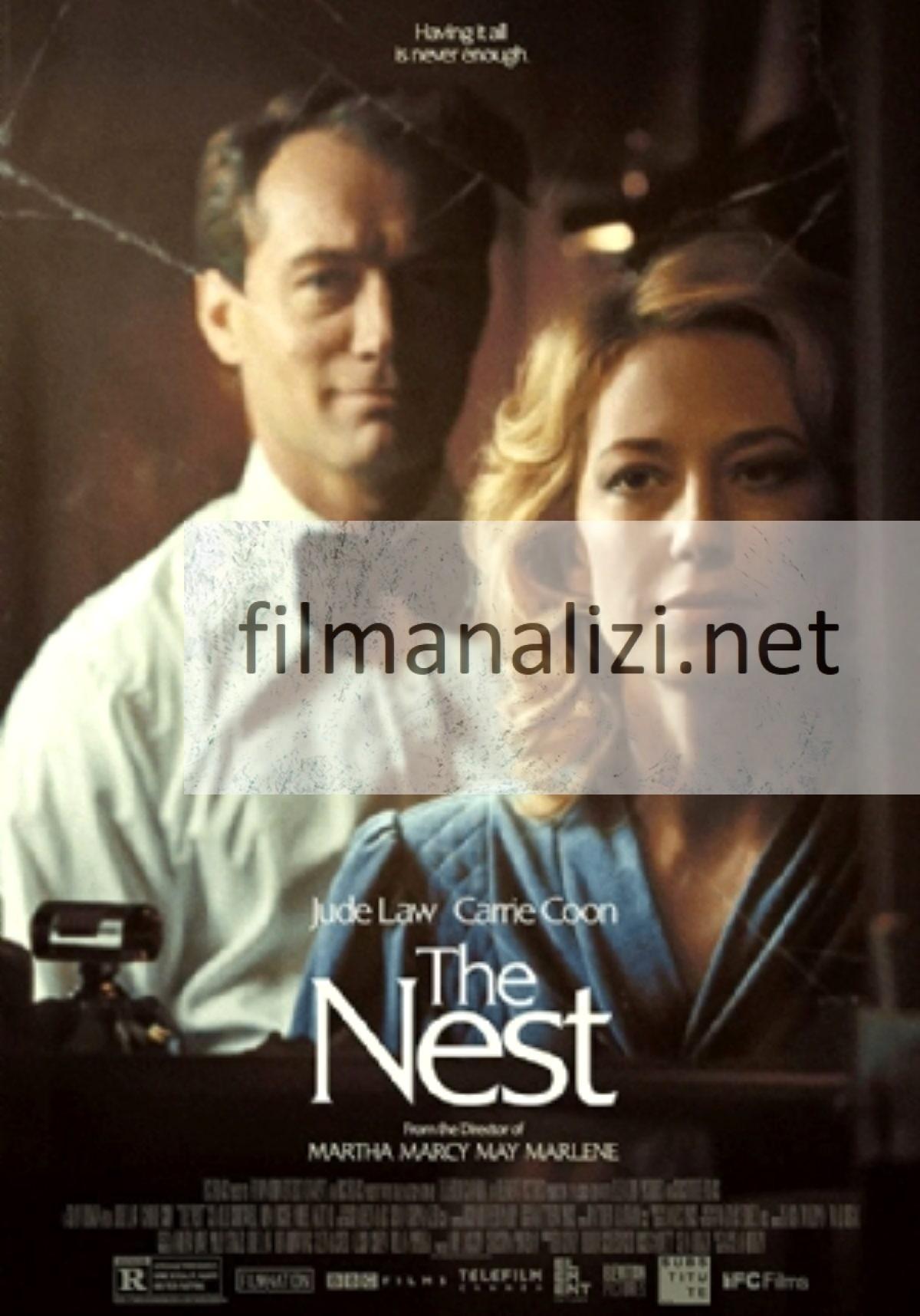 #The Nest Filminin Yeni Fragmanı Yayınlandı(2020)