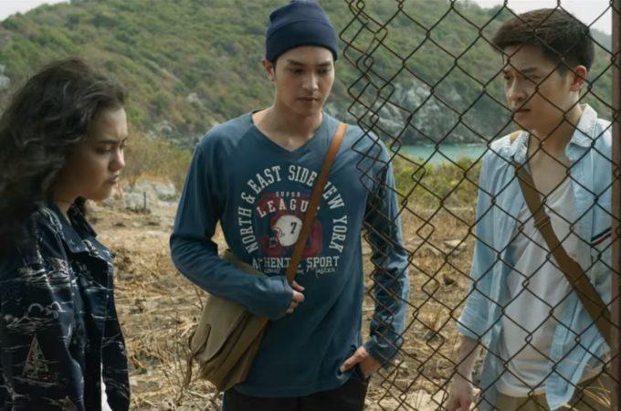 Netflix'ten Yeni Bir Dizi: The Stranded