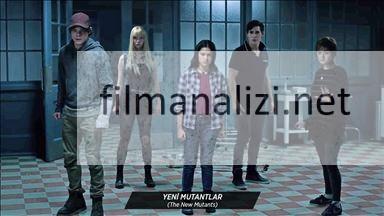 Yeni Mutantlar FRAGMAN (2020 Vizyondaki Filmler)