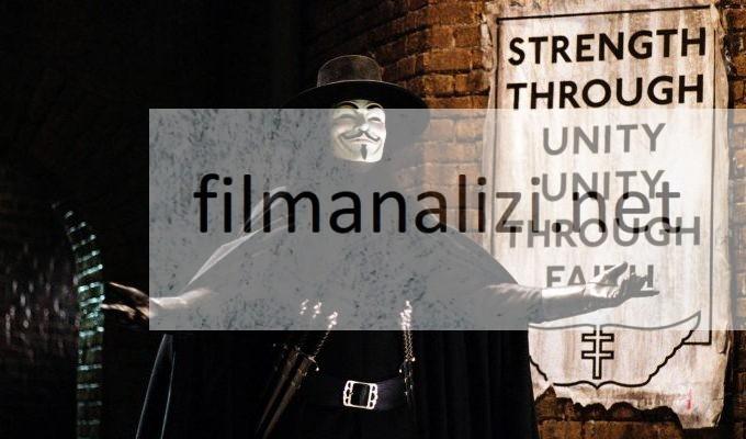 V for Vendetta Analizi Konusu ve Fragman